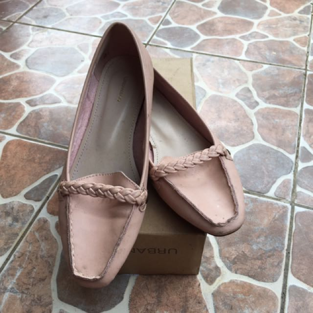 Flat Shoes Urban&co Pink