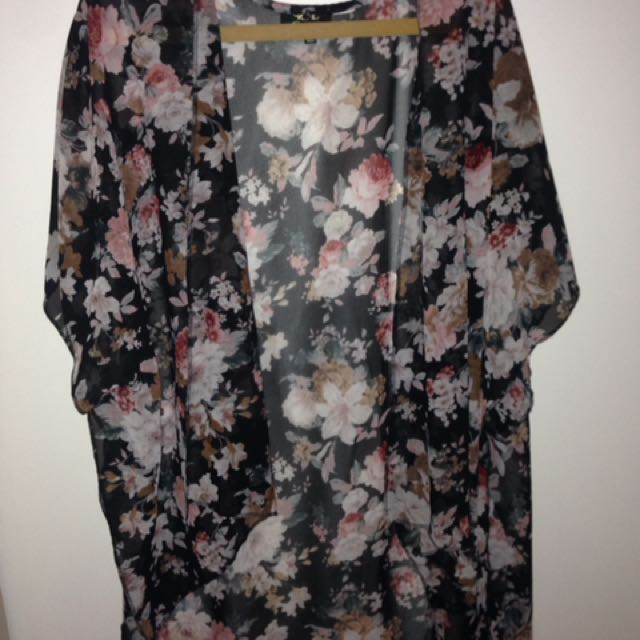 Floral Polyester   ICE fashion