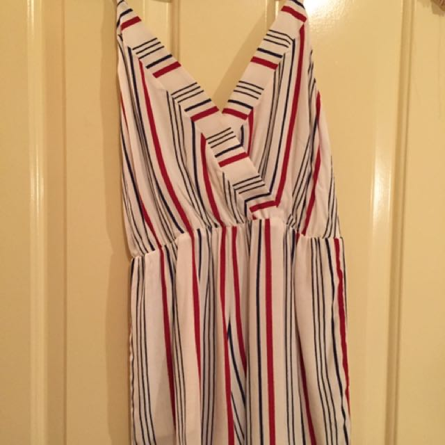 Forever New Playsuit (size 6)