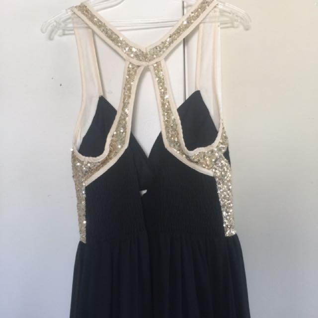 Full Length Ball Dress