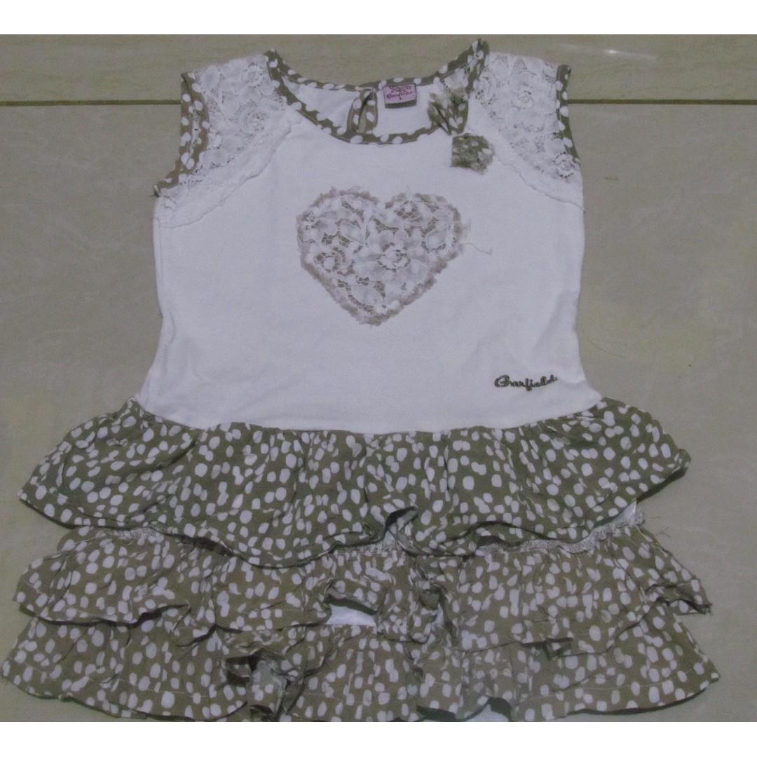 garfield dress