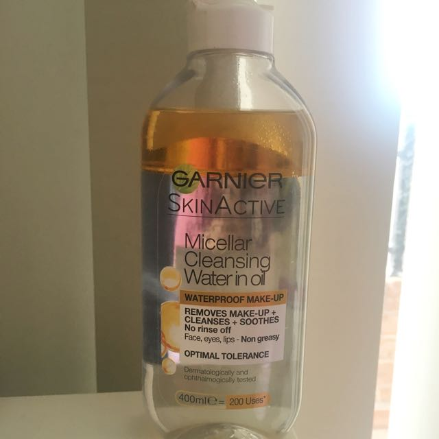 Garnier Micellar Water In Oil