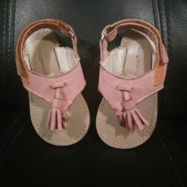 Gingersnaps Sandals