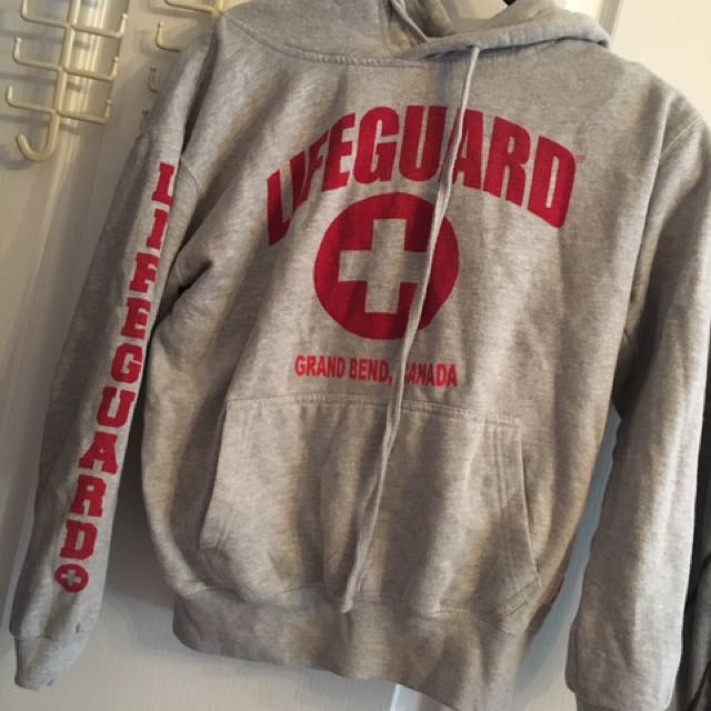Grand Bend Life Guard Hoodie