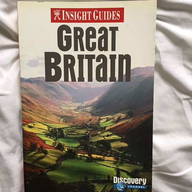GREAT BRITAIN TRAVEL GUIDE INSIGHTS