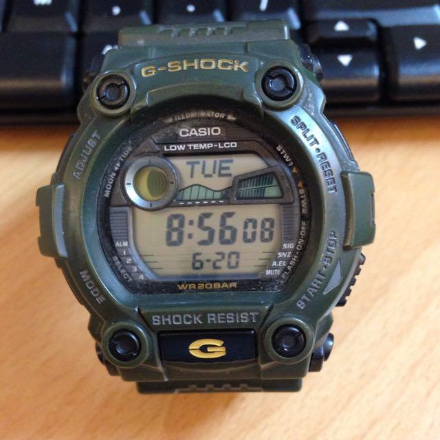 G-SHOCK G-7900-3DR (ORIGINAL, Good Condition, Best Price)