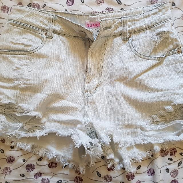 High Waisted Shorts