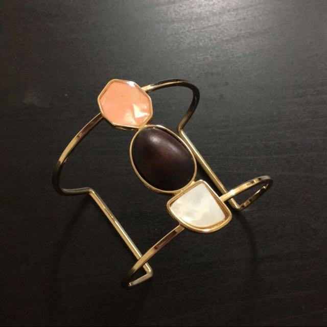 H&M 寶石手環