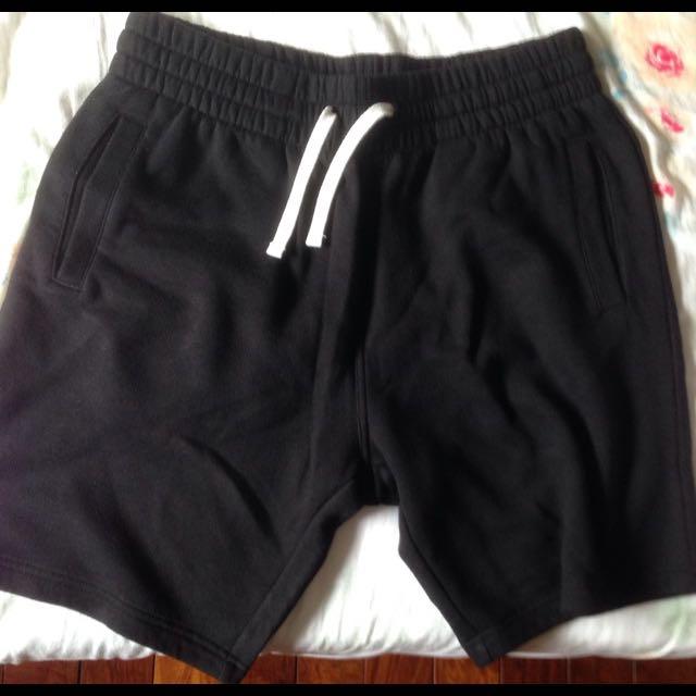 h&m短褲 重磅