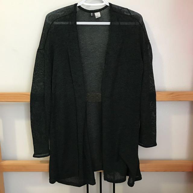 H&M Thin Knit Cardigan