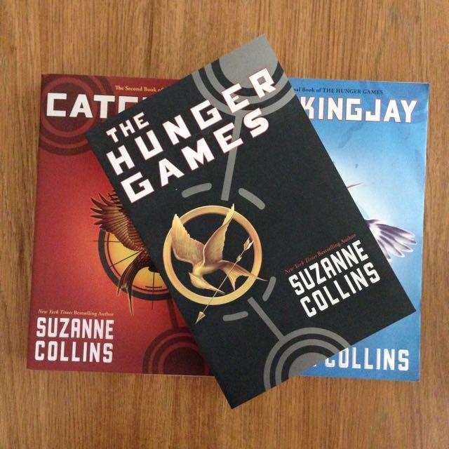 Hunger Games Series Books