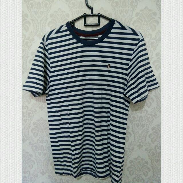 HUSH PUPPIES Stripes T-shirt