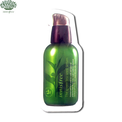 Innisfree Green Tea Seed Serum 1ml NEW