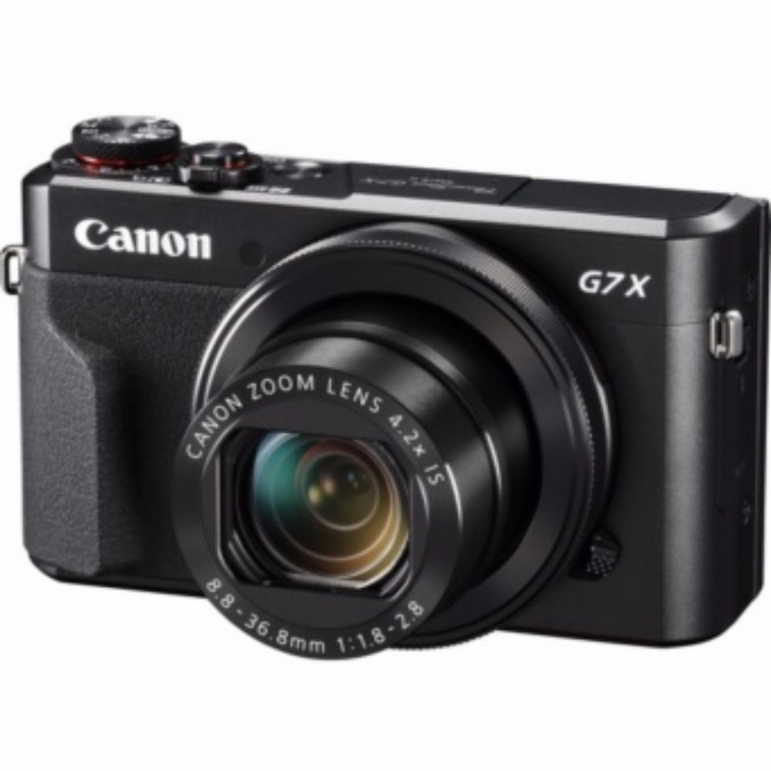 Installment: Canon Powershot G7 X Mark II