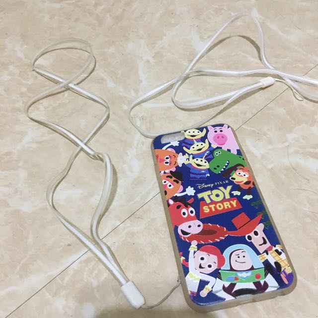 IPhone6/6s Toy story 手機殼