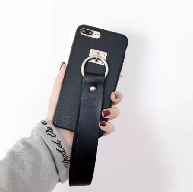 iPhone 6/6s+ 皮帶手機殼
