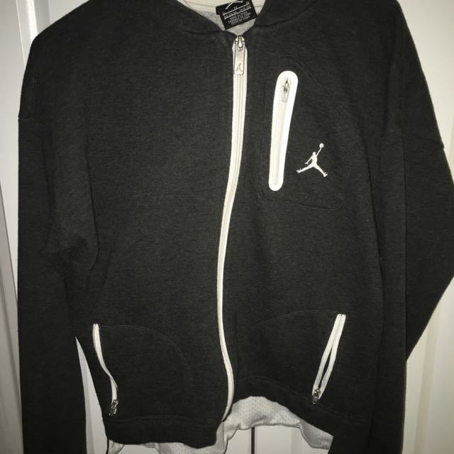 Jordan Zip Up Hoodi