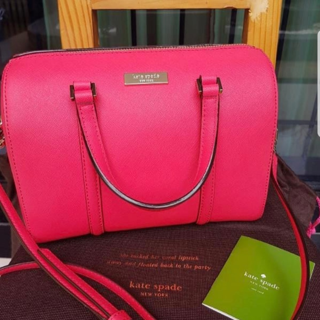 kate spade mini cassie newbury lane bag