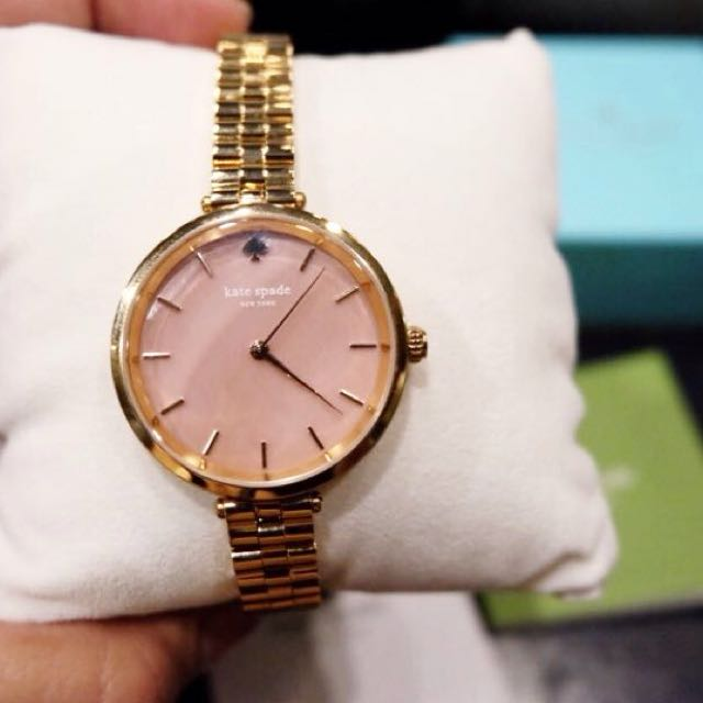 Kate Spade New York Holland Bracelet Watch.