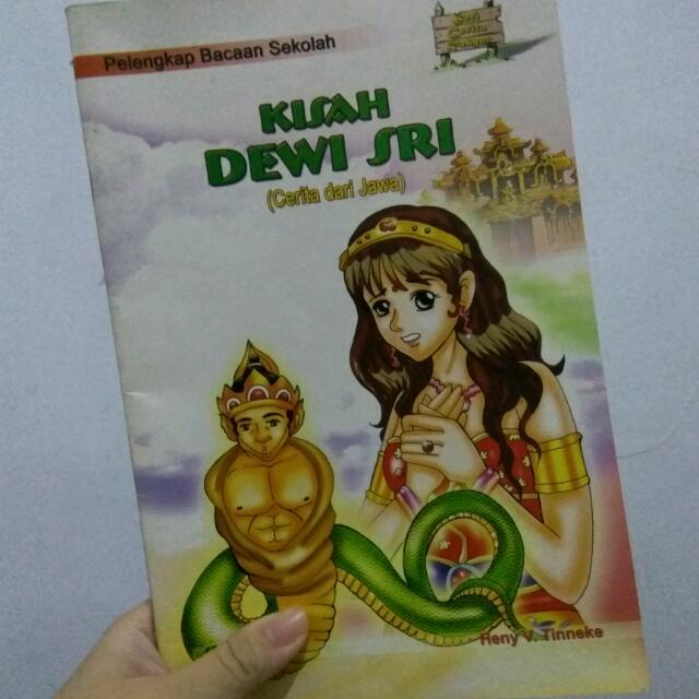 Kisah Dewi Sri