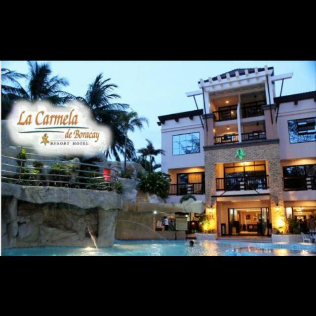 La Carmela De Boracay Overnight Stay