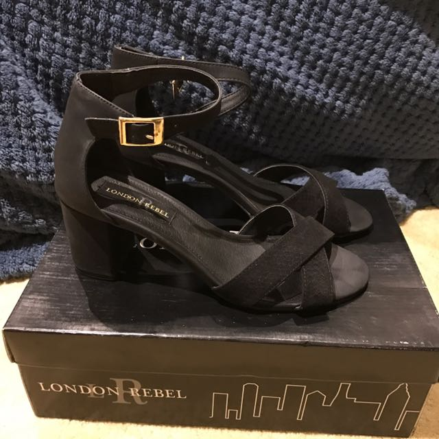 London Rebel sandals