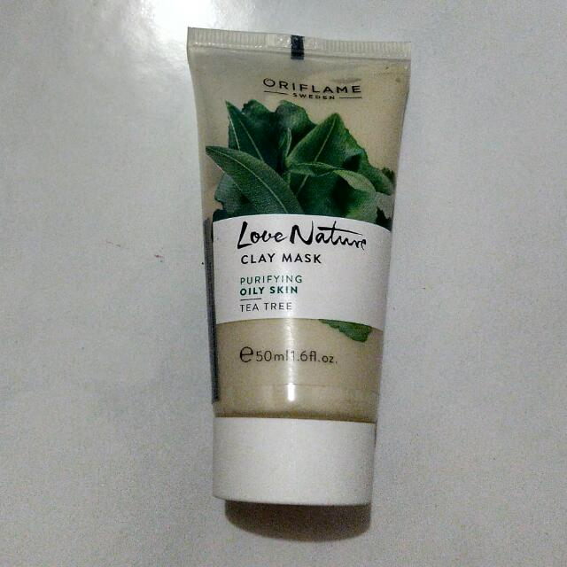 Love Nature Clay Mask
