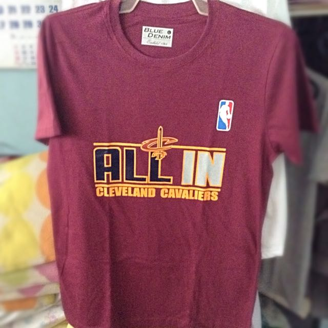 Made-to-Order T-shirts!!! CAVS (more info👇🏽)
