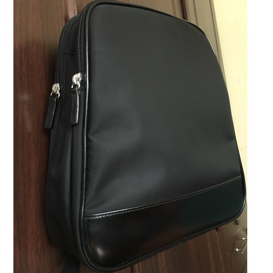 Marks and Spencer Black Backpack