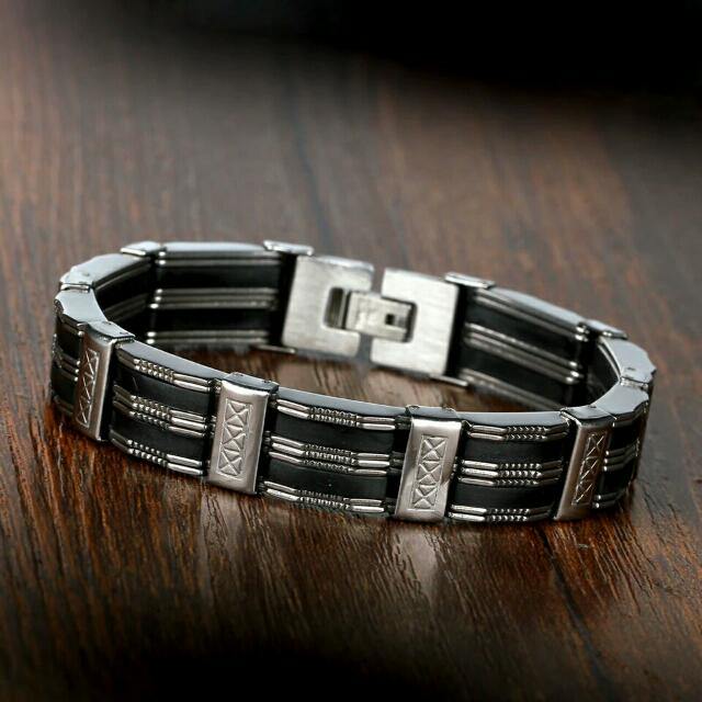 Men's Stainless Steel Bracelets