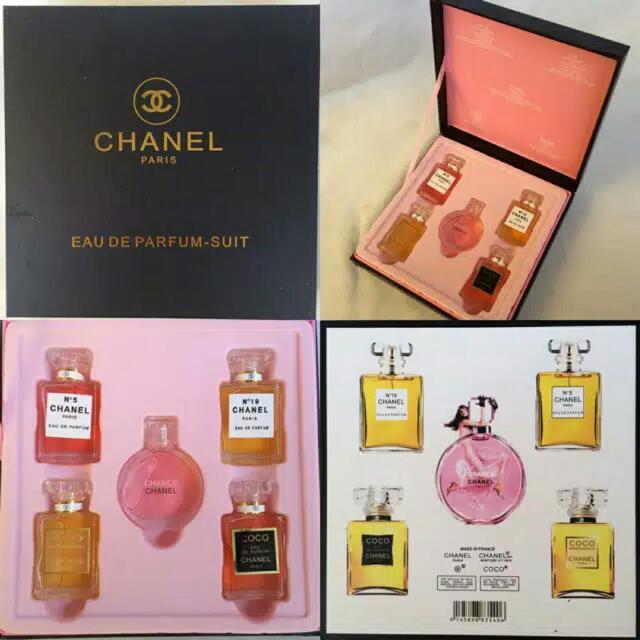Miniatur Chanel Parfuem