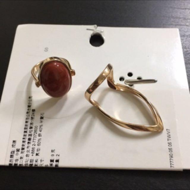 M&M戒指組(兩個一組)