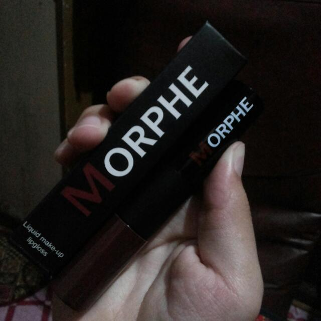 Morphe 2in1 Lipstick&lip Gloss Matte