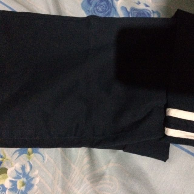 Navy Chino Zara Man Original