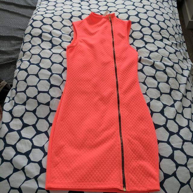 Neon Summer/Party Dress