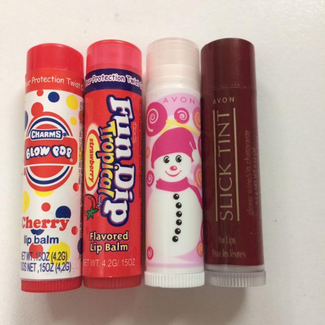 NEW Lip Balm