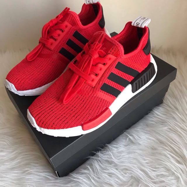 ❤️NMD red size 37 , 38