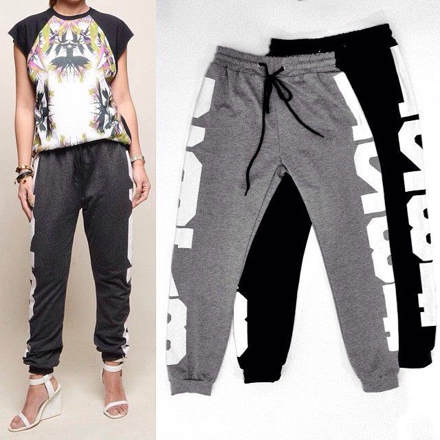 Number Jogger Pants