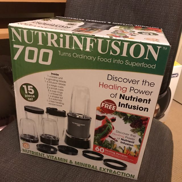 NutriInfusion 700