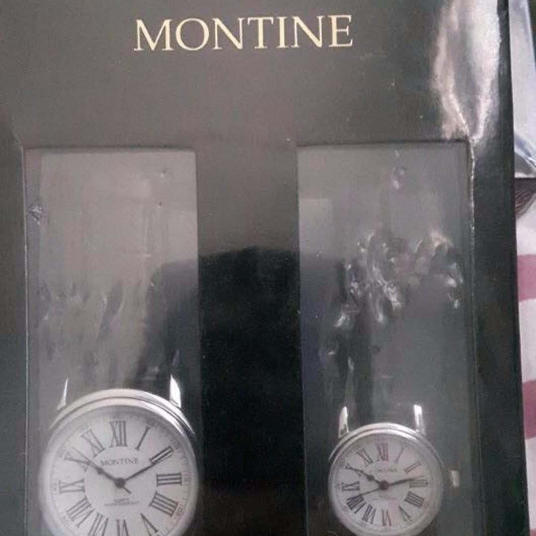 Original Montine Couple watch