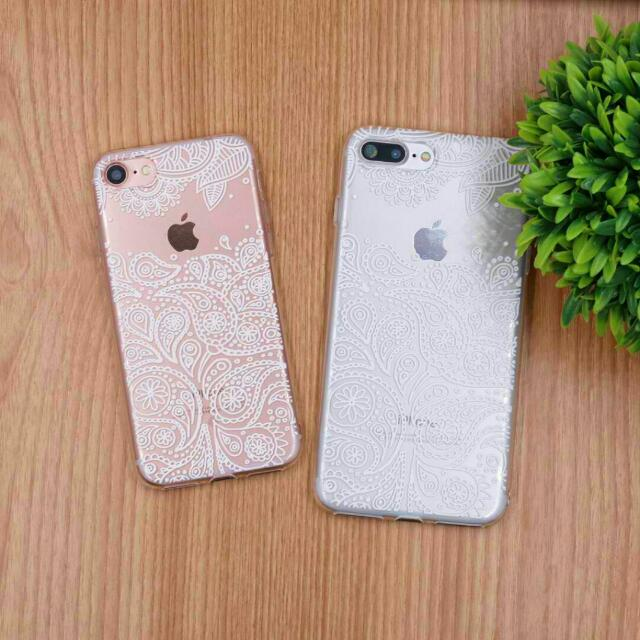 Paisely Mobile Phone Case [Apple / Samsung / Oppo]