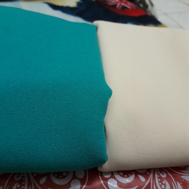 SALE - Pashmina DIAMOND CREPE  @20.000
