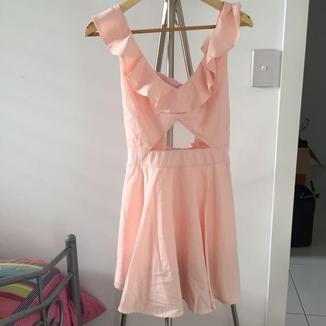 Pink Princess Polly Dress