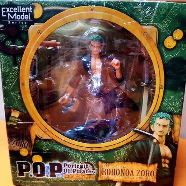 Pop 海賊王 航海王 索隆