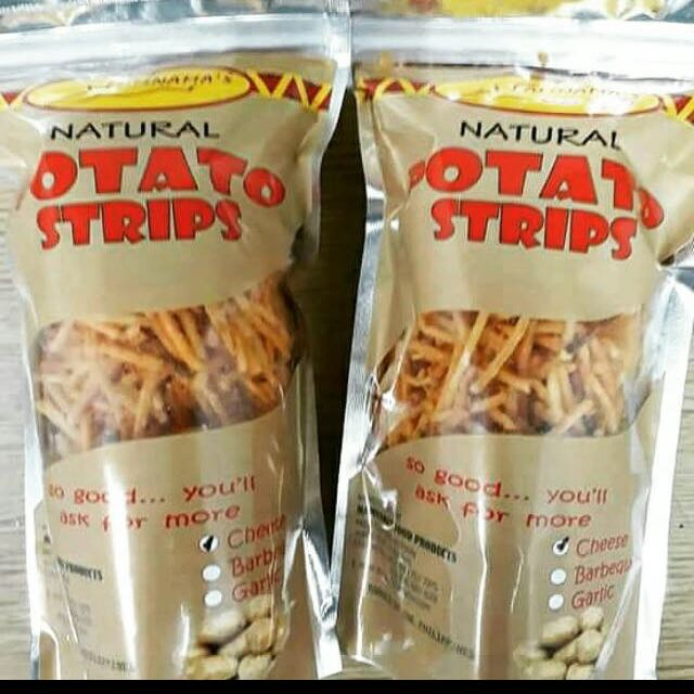 Potato Strips