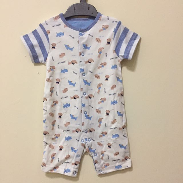 Preloved Romper Mothercare