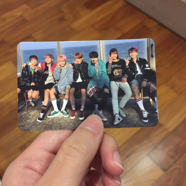 price lowered alot wts bts ynwa group photocard 1497966668 e4e93f73