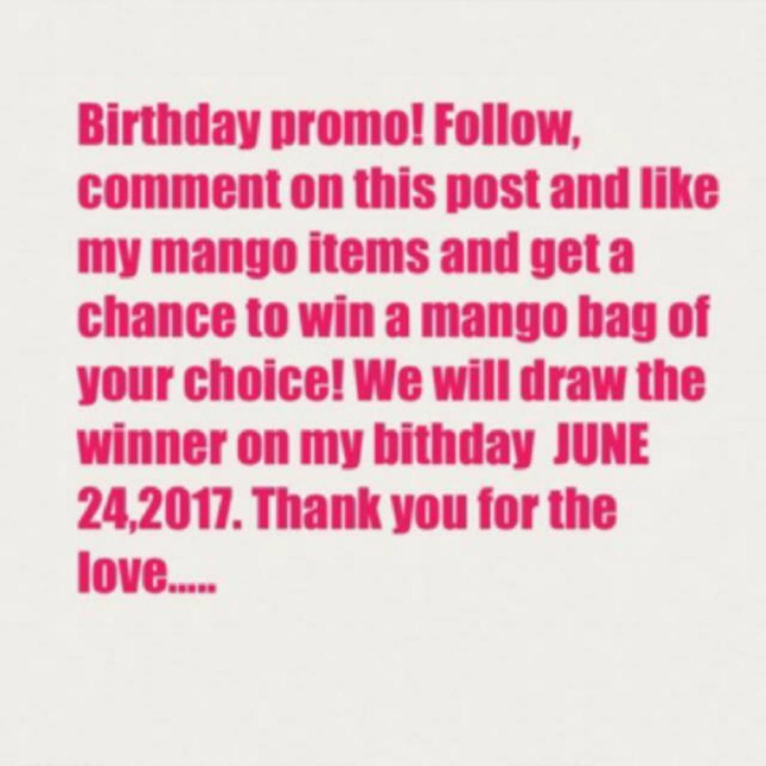 Repost Giveaway!