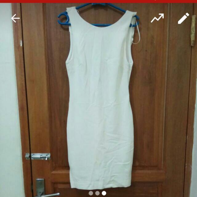 Reprice Dress Zara Trafaluc Ori
