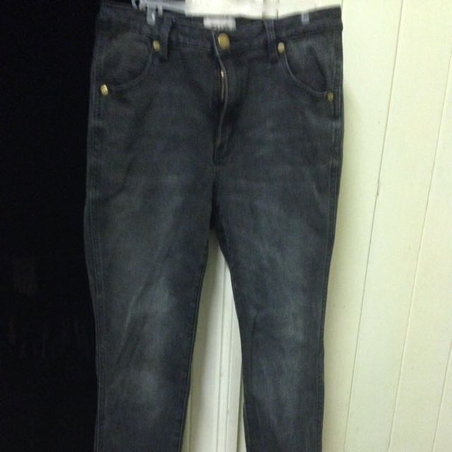 Rolla's High Waisted Jeans Sz 27